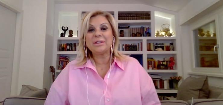 Tina Cipollari, urla a Uomini & Donne: incomprensione con Gemma