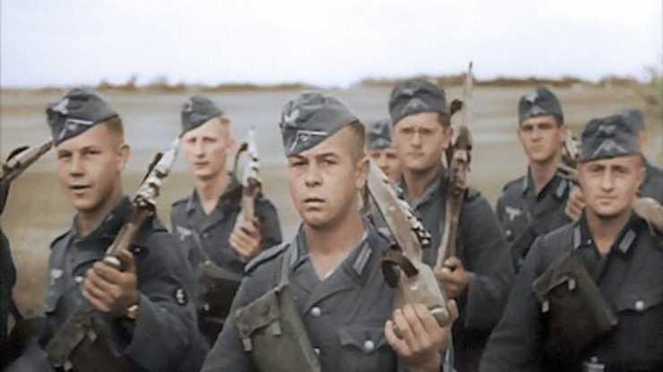 Seconda guerra mondiale (Netflix)