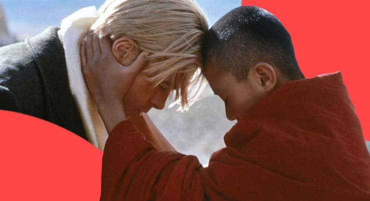 Sette anni in Tibet (Netflix)