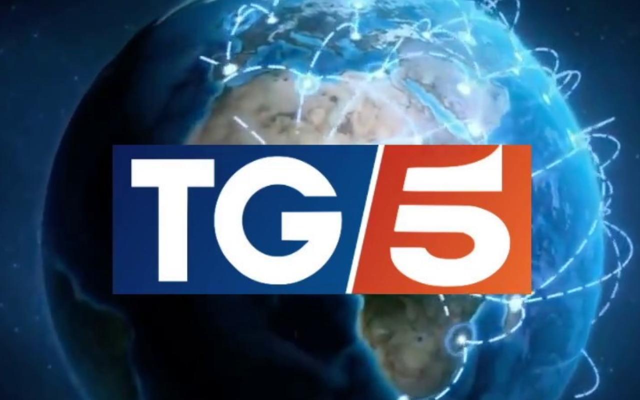 Imbarazzo al Tg5