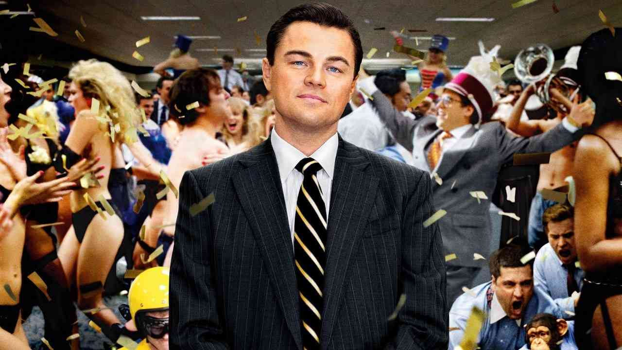 The wolf of wall street (Film)