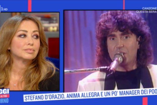 Tiziana Giardoni moglie Stefano D'Orazio: com'è finita con Amadeus?
