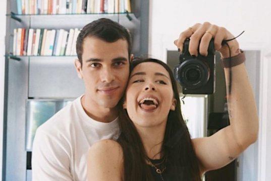 """Aurora Ramazzotti e Goffredo Cerza, la rivelazione sui social: """"Quando la tua ragazza…"""""""
