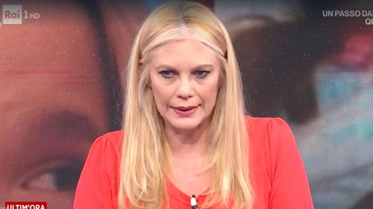 Eleonora Daniele furiosa