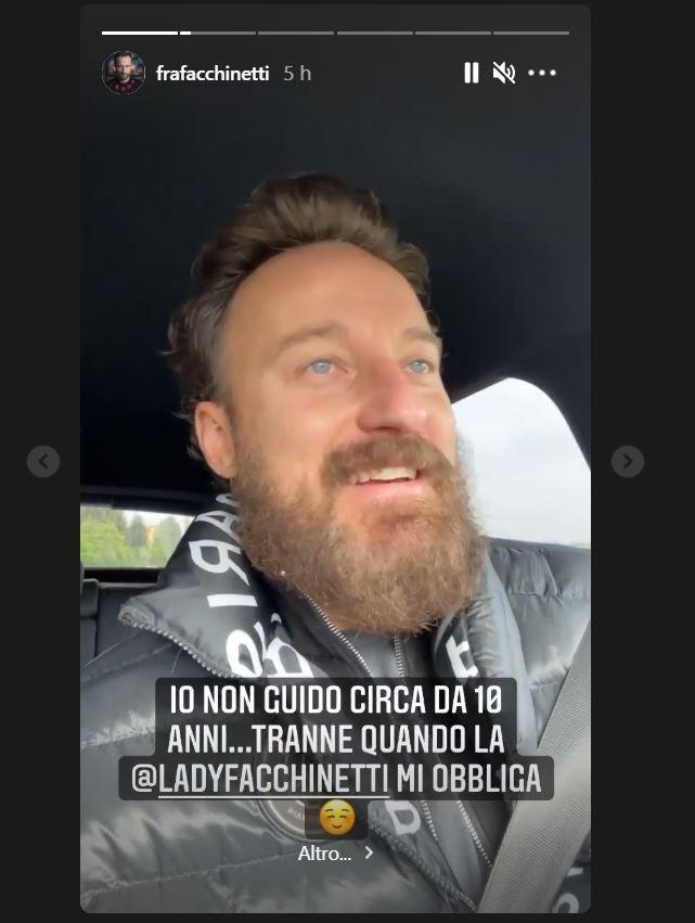 facchinetti instagram