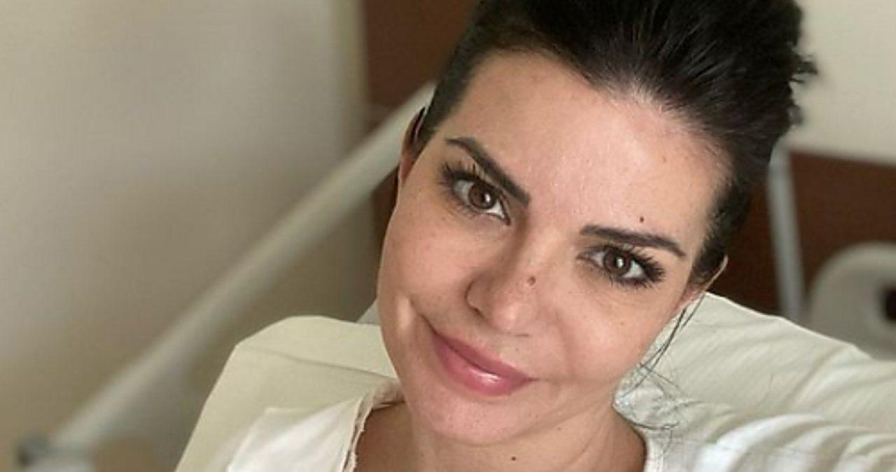 Laura Torrisi ospedale malattia