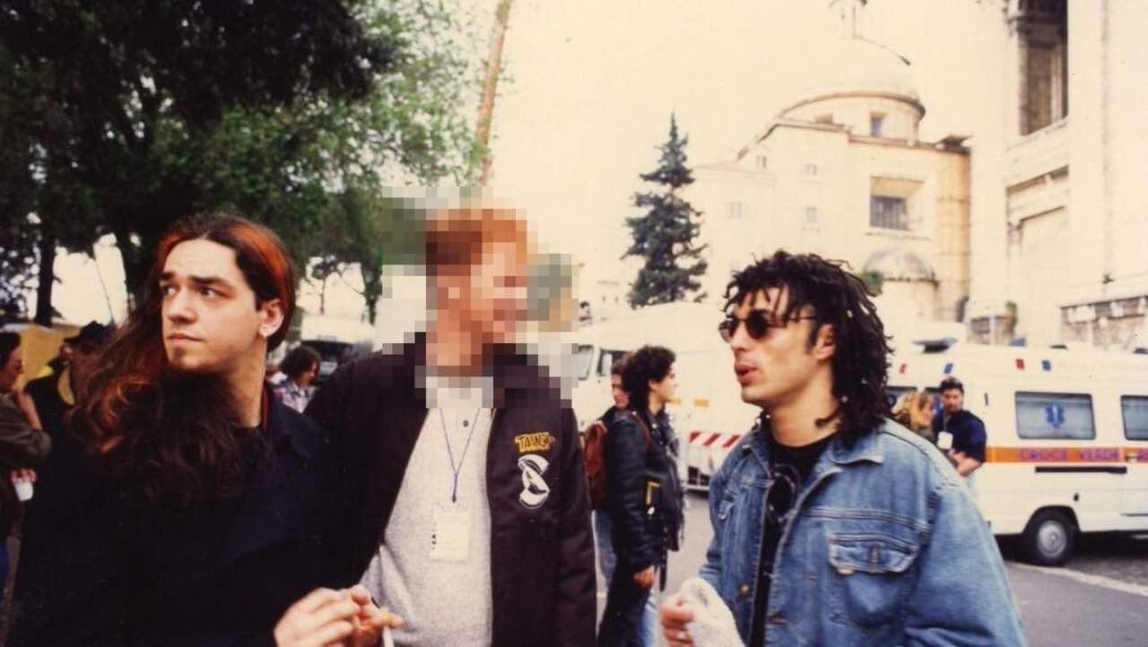 Riconoscete i giovani nella foto? Oggi sono due grandi artisti