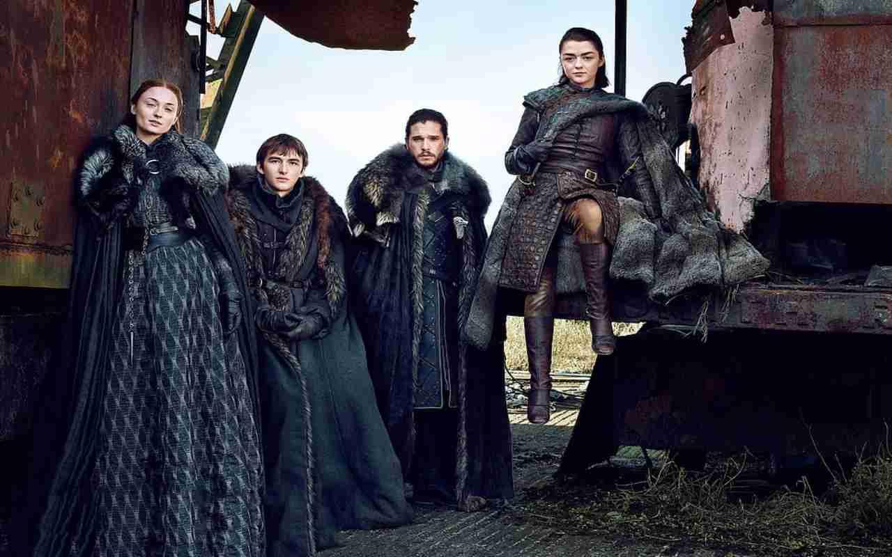 Game of Thrones netflix