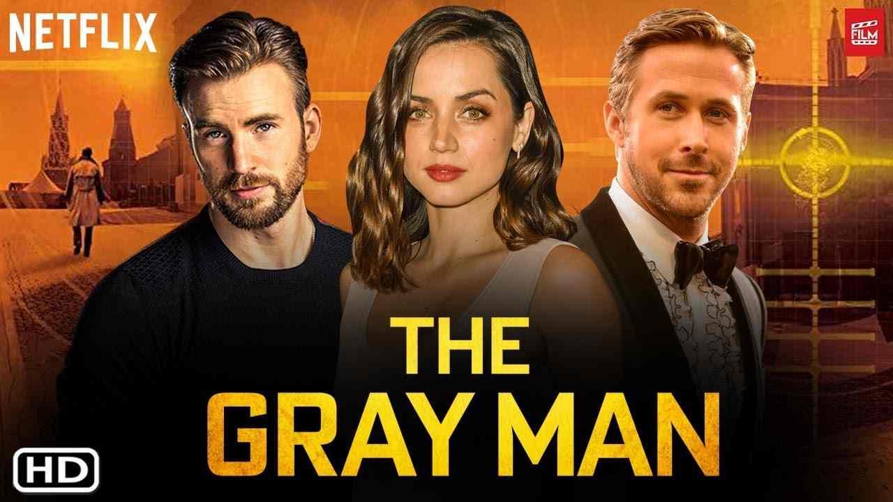 The Gray Man netflix