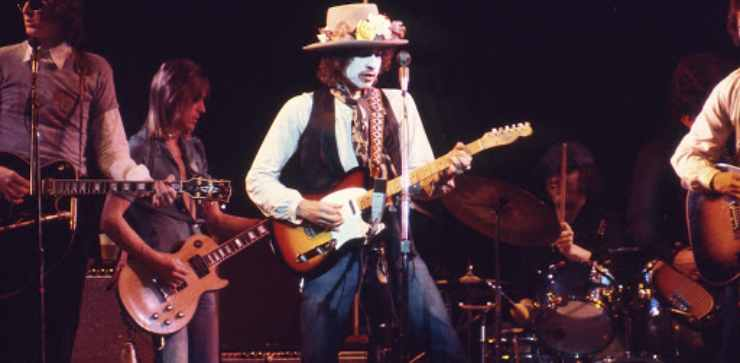 Rolling Thunder Revue, Bob Dylan (Netflix)