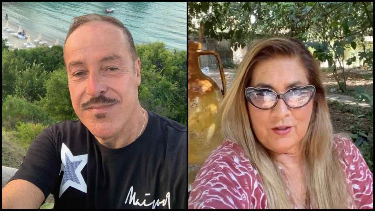 Massimo Lopez, una persona speciale l'ha unito a Romina Power