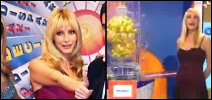 Stefania Orlando, tuffo nel passato: ve la ricordate a Lotto alle 8?