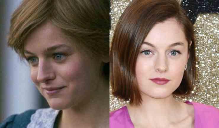 Diana Spencer - Emma Corrin
