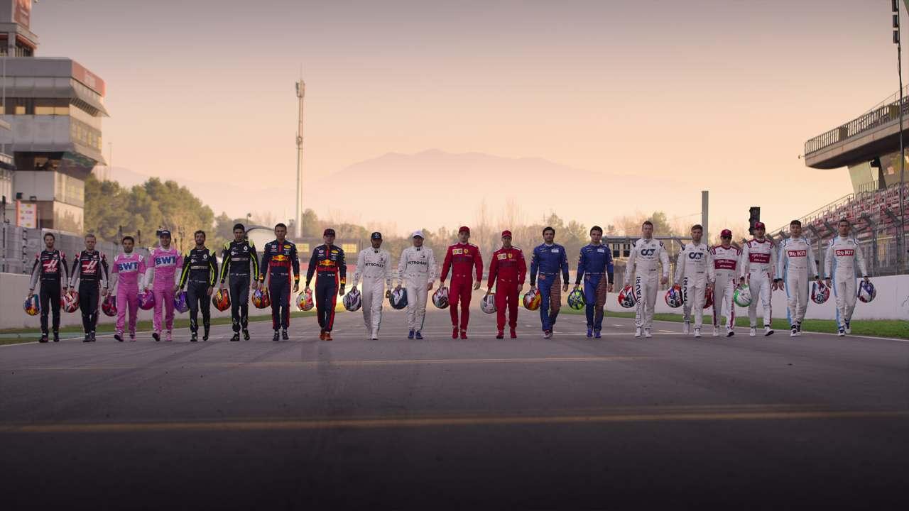 Formula 1 Drive to Survive (Netflix)