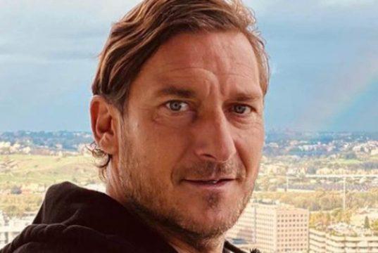 Francesco Totti, il capitano dal cuore tenero: così non l'avete mai visto