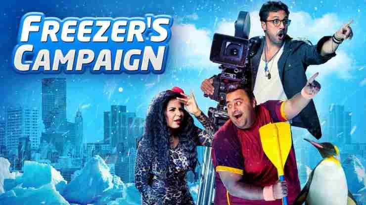 Freezer's Campaign (Netflix)