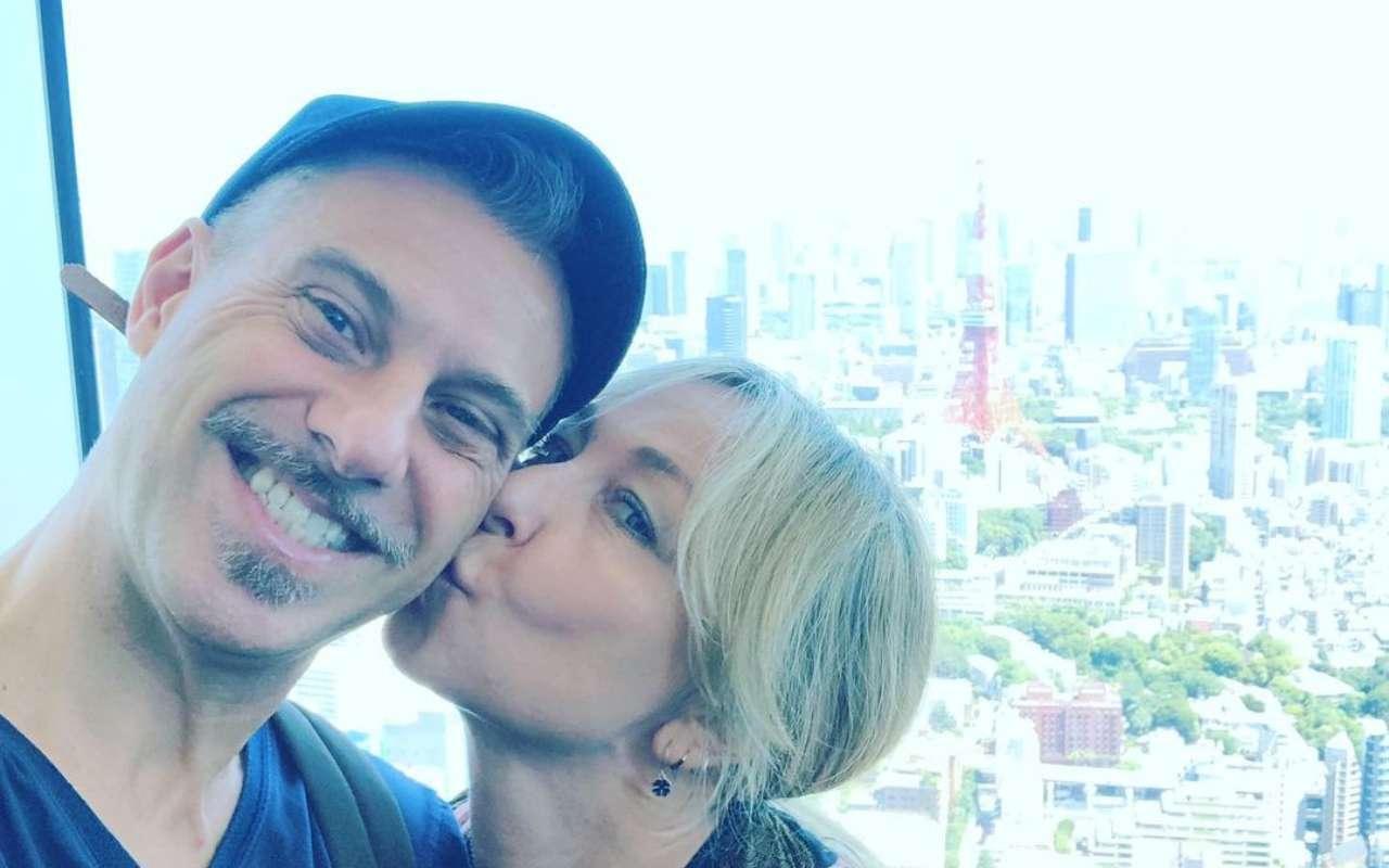 Laura Pertici moglie Gabriele Corsi