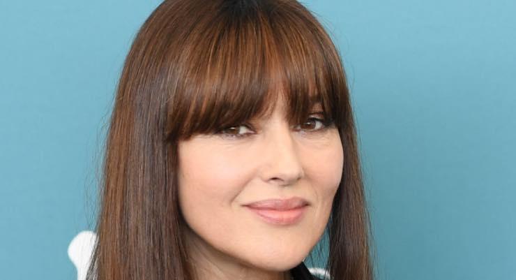 Monica Bellucci all'esordio da attrice: quella scena da capogiro