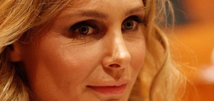 Annamaria Malipiero, ve la ricordate a CentoVetrine? Bellissima