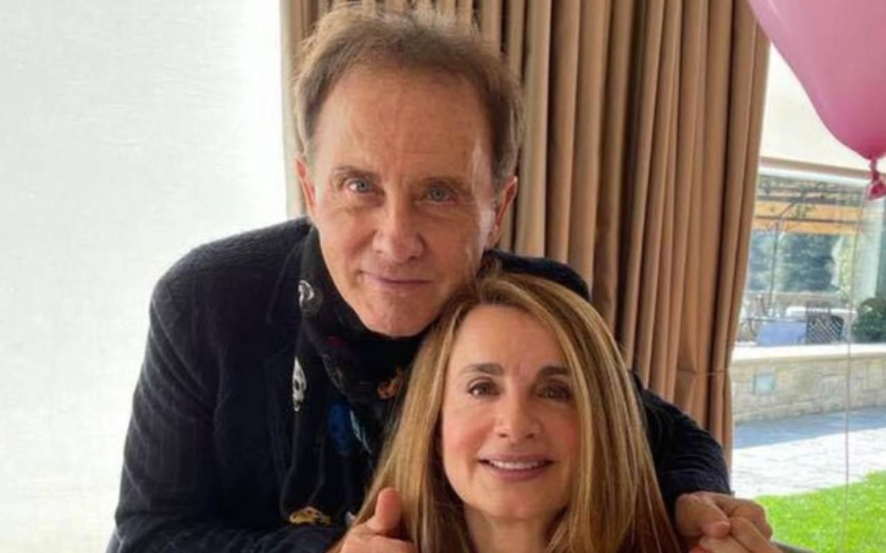 Giovanna Lorenzi moglie Roby Facchinetti