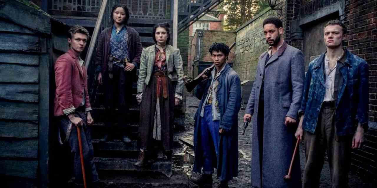 Gli irregolari di Baker Street (Netflix)