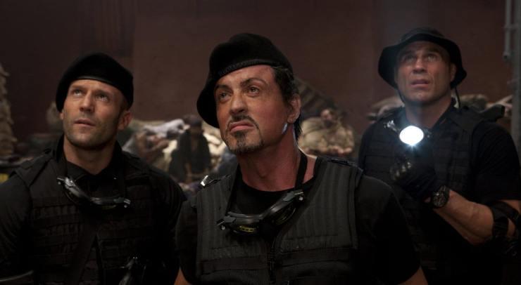 I mercenari (Netflix)