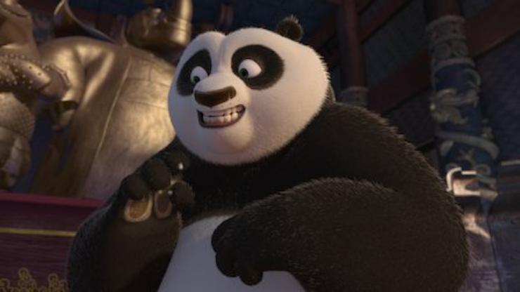 I mitici segreti di Kung Fu Panda (Netflix)