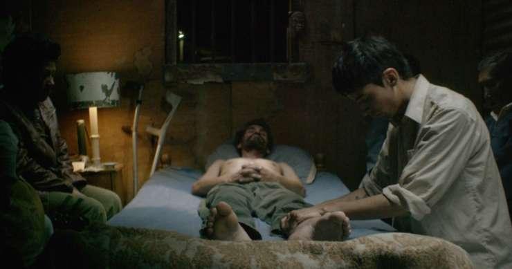 Il Cristo cieco (Netflix)