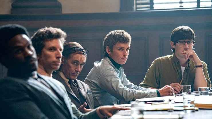 Il processo ai Chicago 7 (Netflix)
