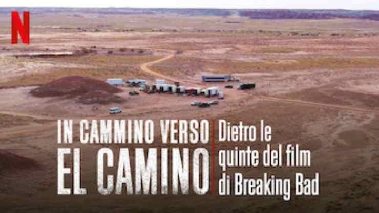 In camino verso El Camino (Netflix)