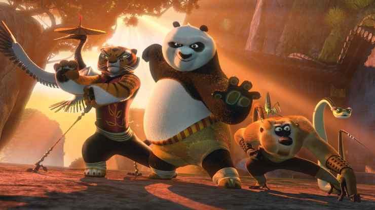 Kung Fu Panda 2 (Netflix)