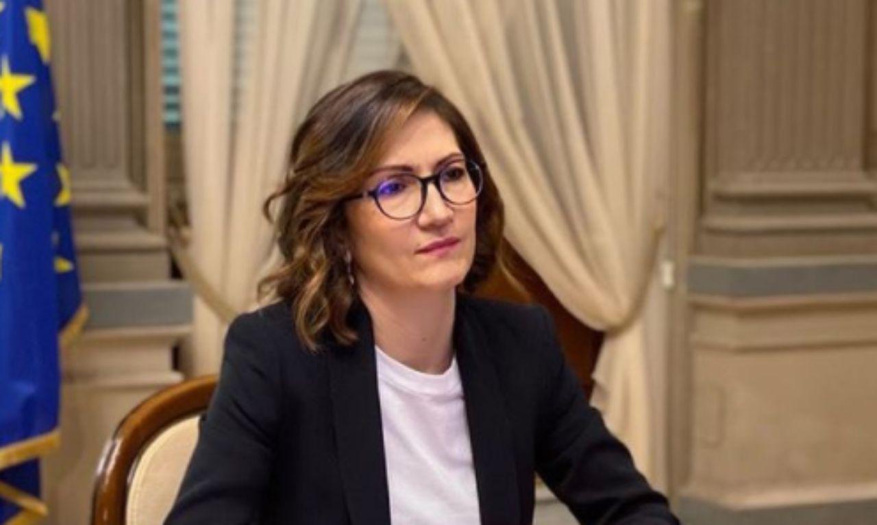 Maria Stella Gelmini (Instagram)