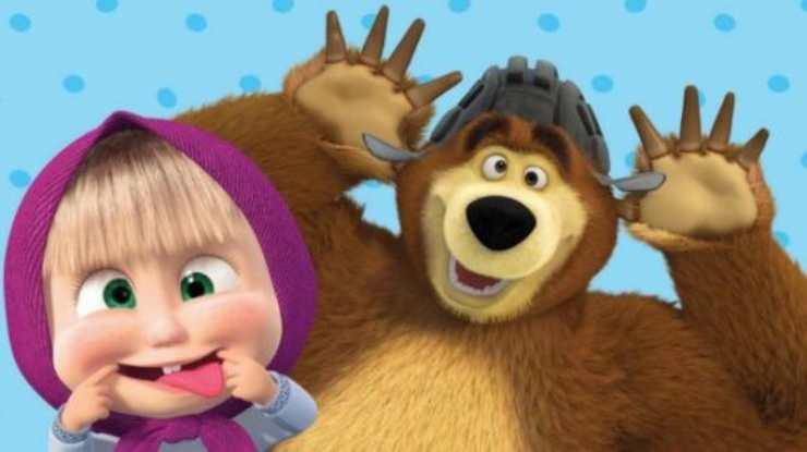 Masha e Orso (Netflix)