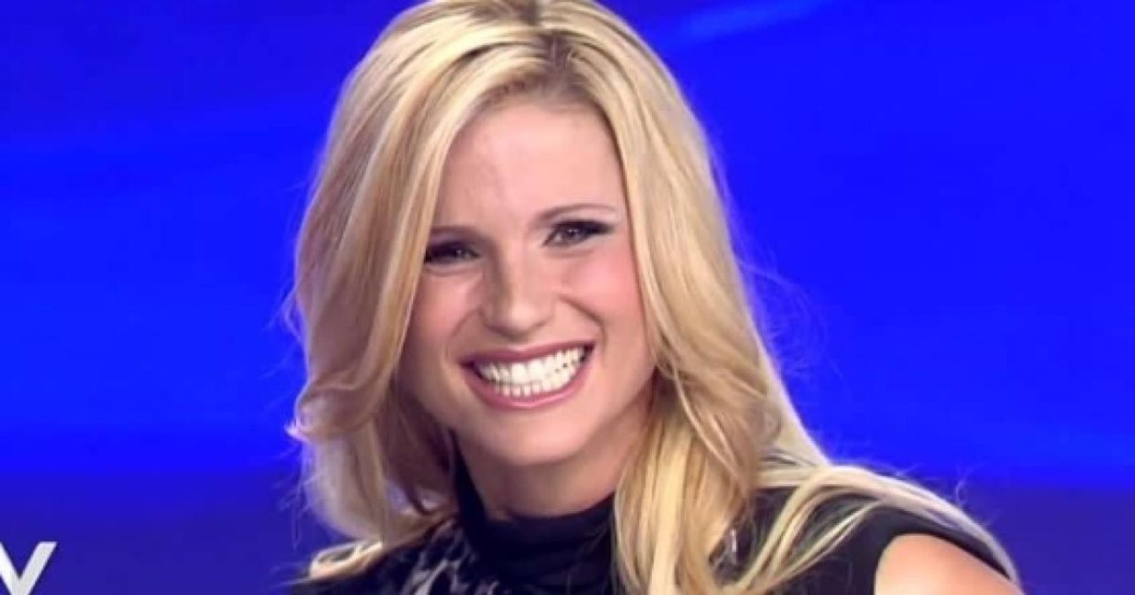 Michelle Hunziker (Mediaset)