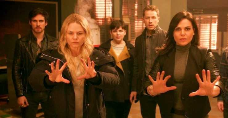 Once Upon a time (Netflix)