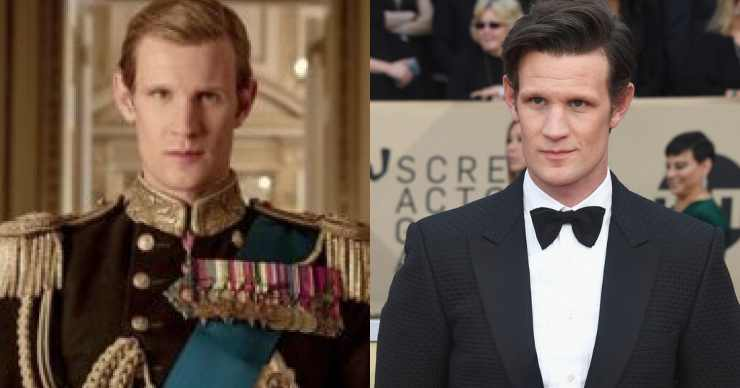 Principe Filippo - Matt Smith