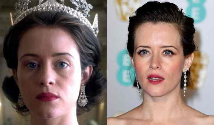 Regina Elisabetta II – Claire Foy