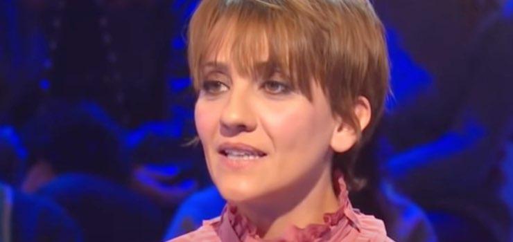 Lucia Ocone ve la ricordate a Non è La Rai? Era il lontano 1992