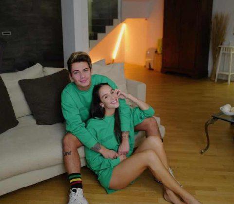 Paola Di Benedetto e Federico Rossi: la loro casa meravigliosa