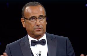 Top Dieci non va in onda, che succede? Salta Carlo Conti