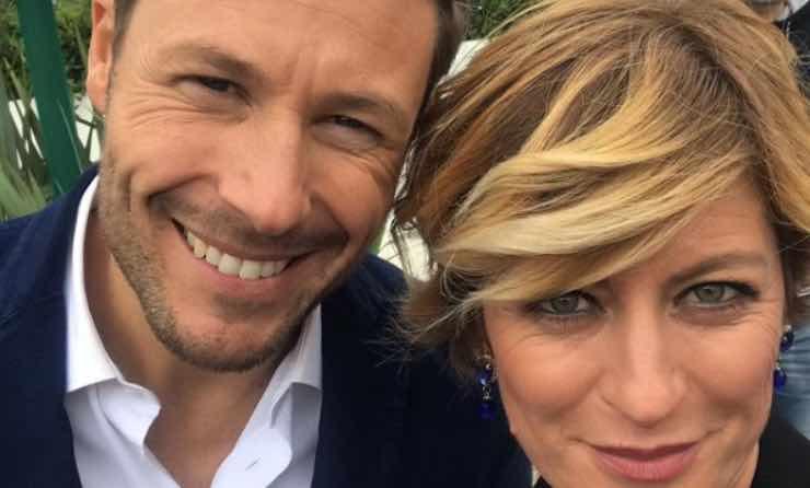 """Valentina Bisti, l'amicizia nata in tv col collega: """"Ci ha uniti molto"""""""