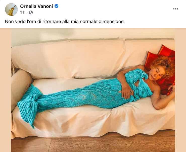 """Ornella Vanoni stupisce e strega i fan: """"Non vedo l'ora di..."""""""