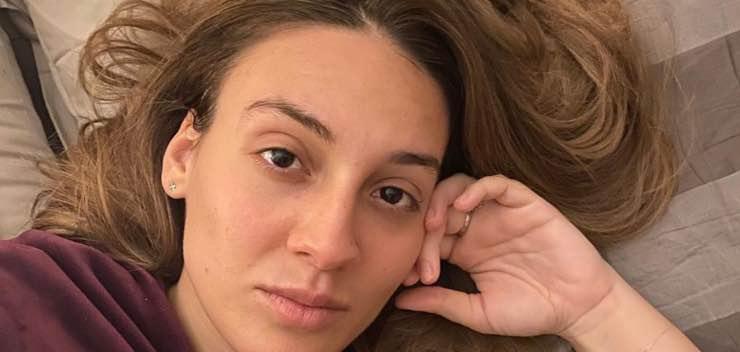 """Francesca Manzini """"È il giusto coronamento"""": quell'amore a prima vista"""