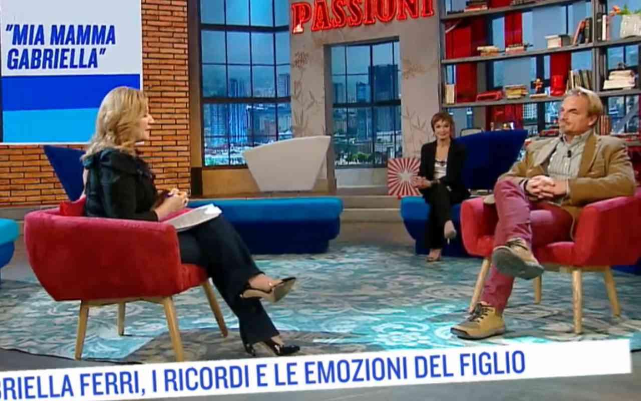 Serena Bortone ricorda Gabriella Ferri
