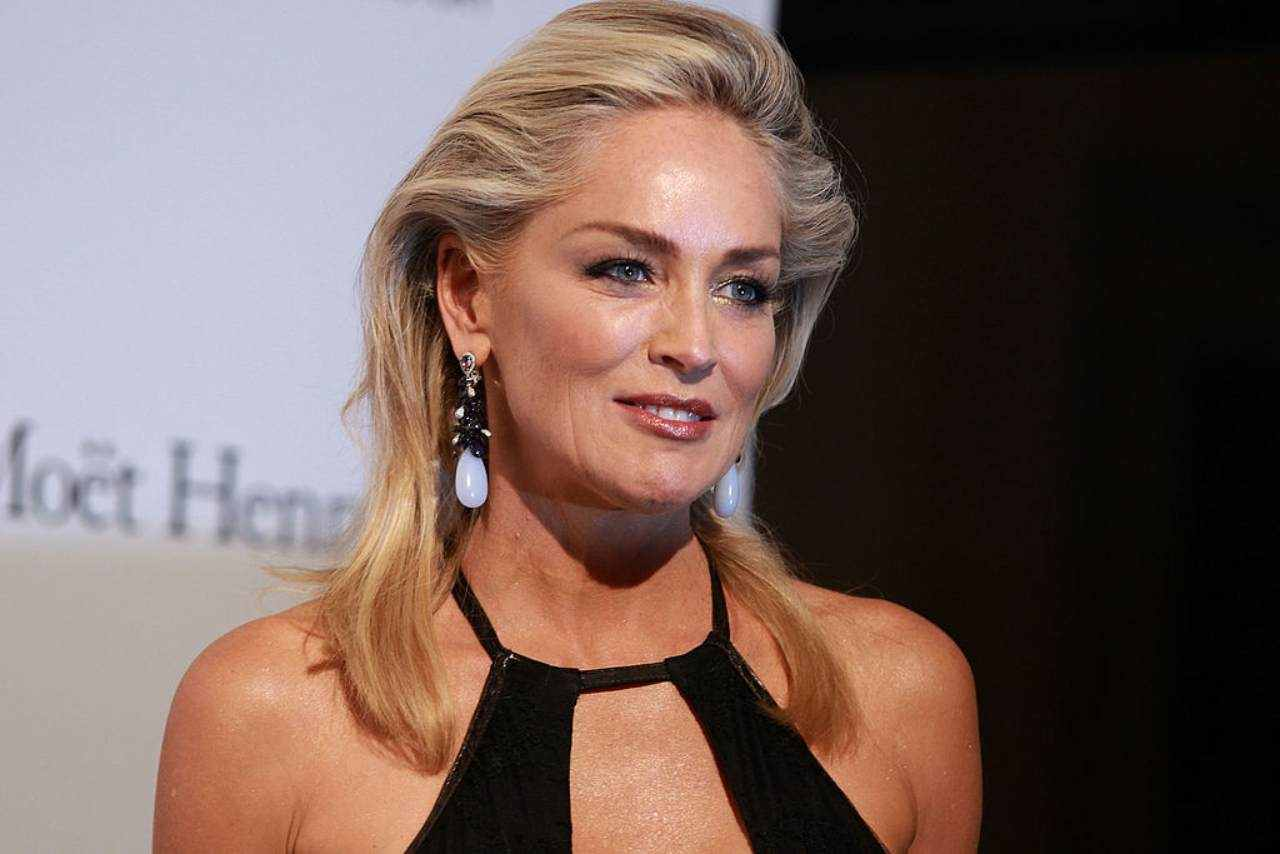 Sharon Stone (GettyImages)