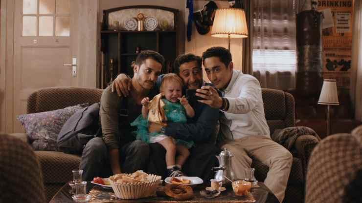 Tre turchi e una bimba (Netflix)