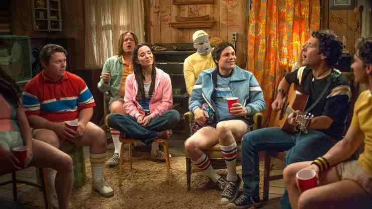 We Hot American Summer (Netflix)