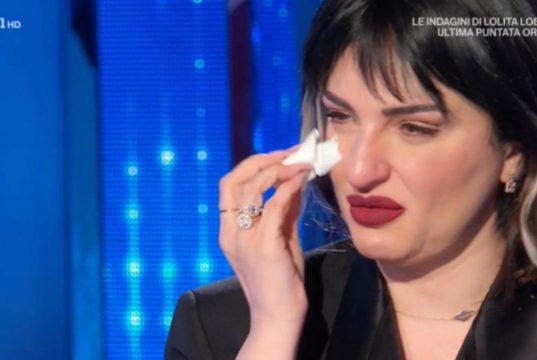 arisa lacrime
