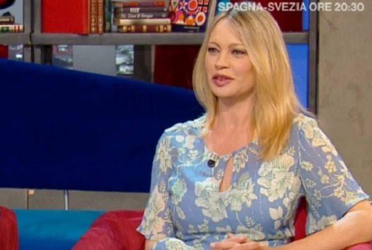 "Anna Falchi rivela il dramma del fratello: ""Ho avuto tanta paura"""