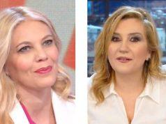 Serena Bortone e Eleonora Daniele